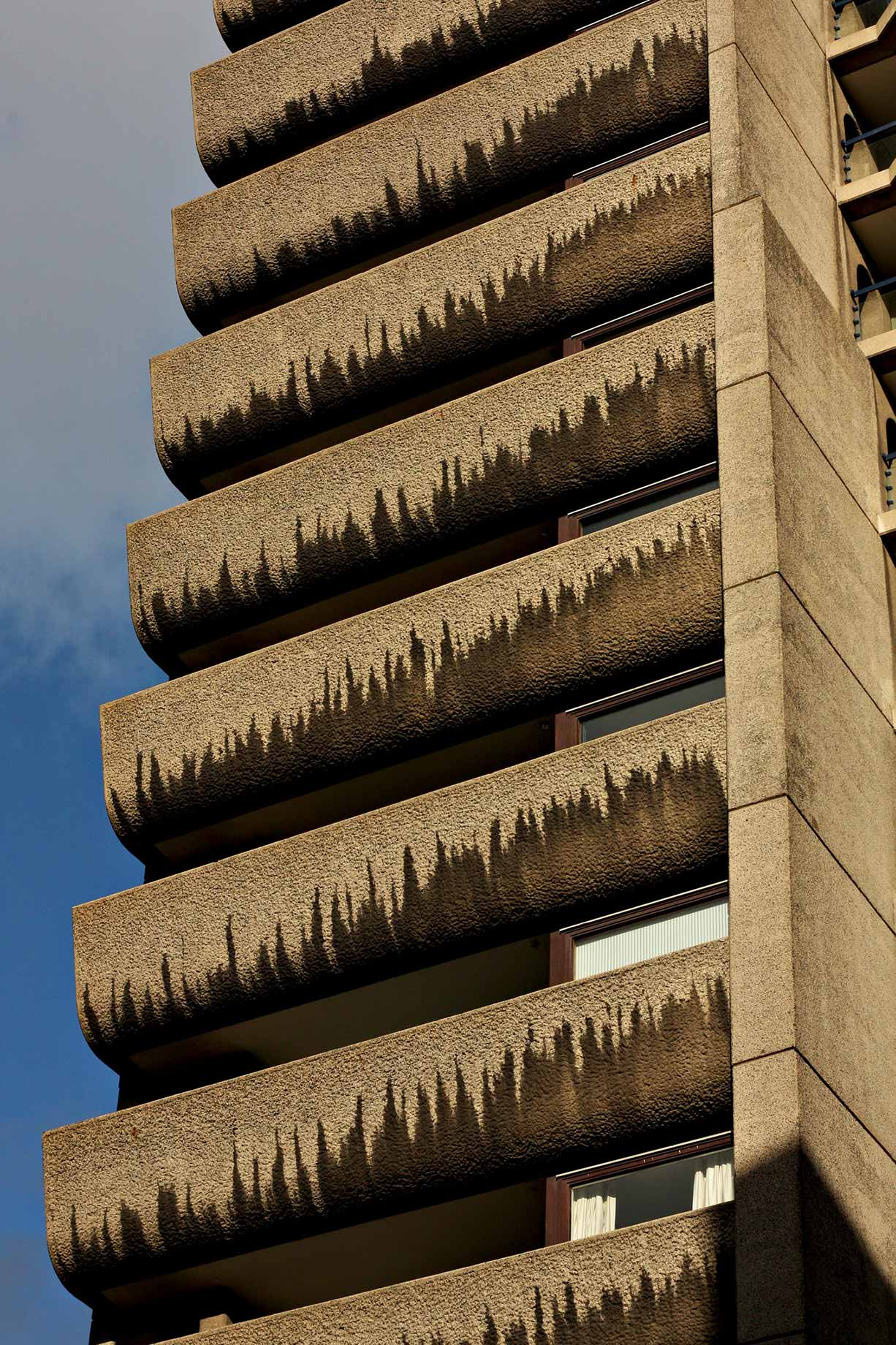 Barbican photo by abrinsky