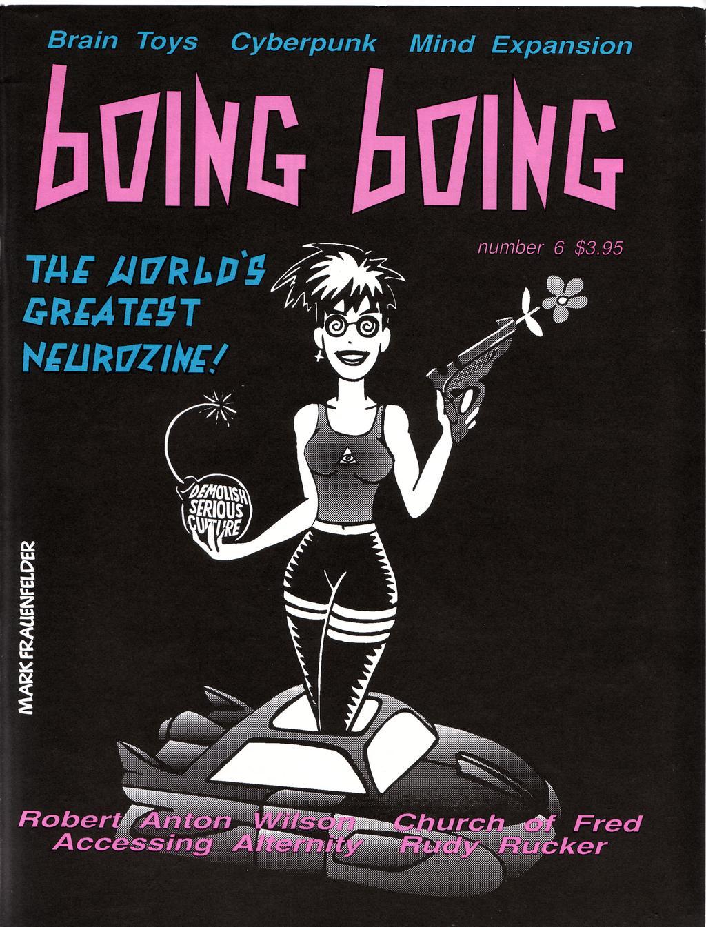 Boing Boing Vol 6