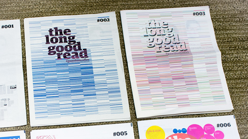 All Six Issues of The Long Good Read