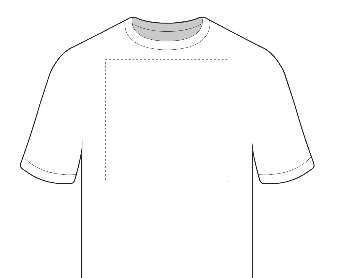 What is this, the 1990s? t-shirt template