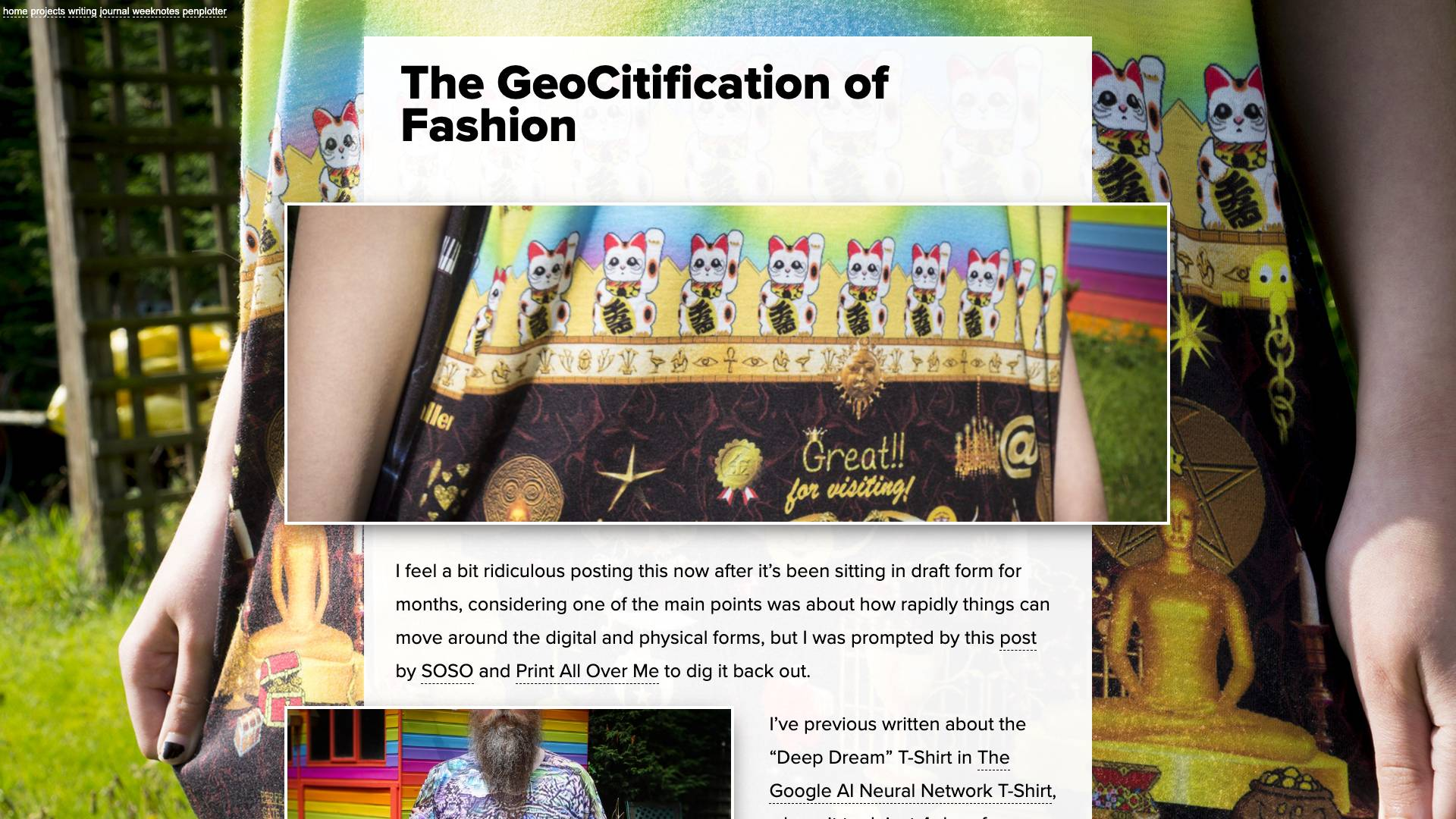 The GeoCitification of Fashion e3578275d1ec